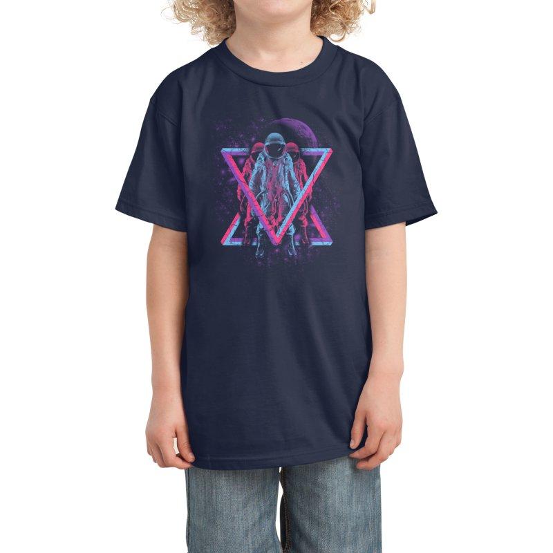 Astronomical Kids T-Shirt by Threadless Artist Shop