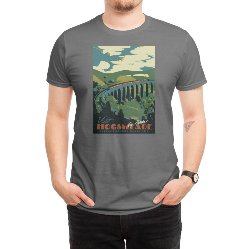 Visit Hogsmeade Men's T-Shirt by Threadless Artist Shop