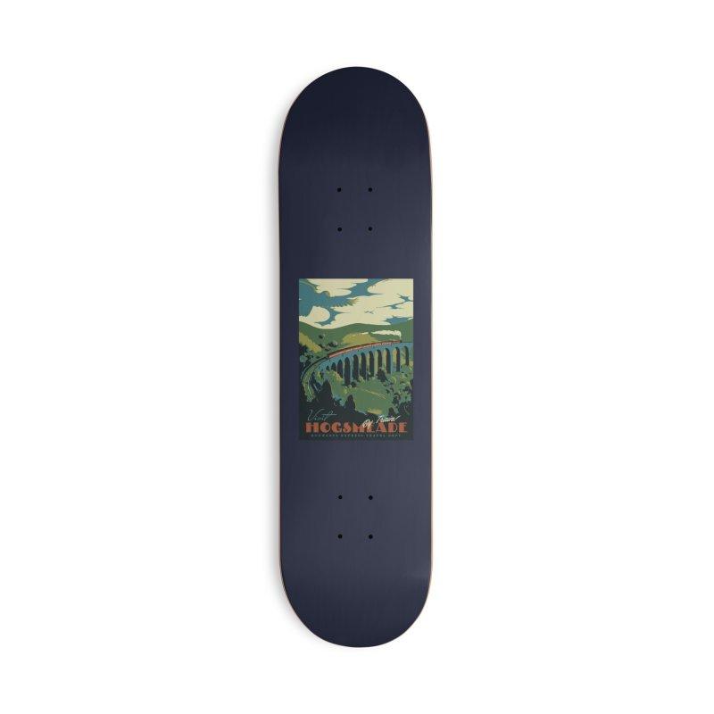 Visit Hogsmeade Accessories Skateboard by Threadless Artist Shop