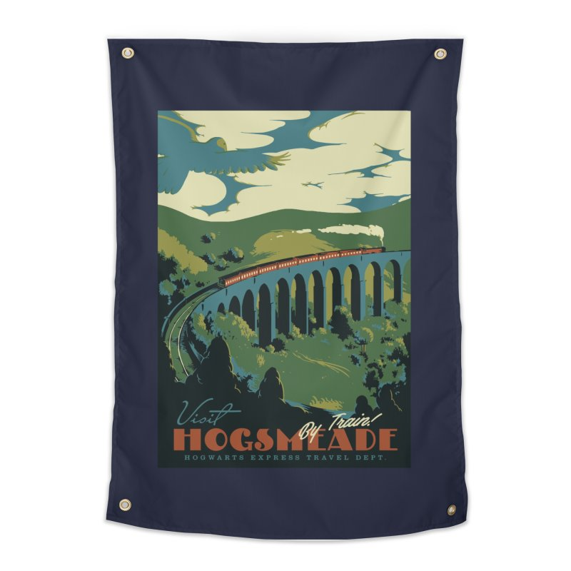 Visit Hogsmeade Home Tapestry by Threadless Artist Shop