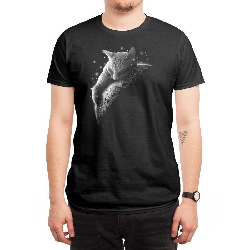 MOONCAT 2018 Men's T-Shirt by Threadless Artist Shop