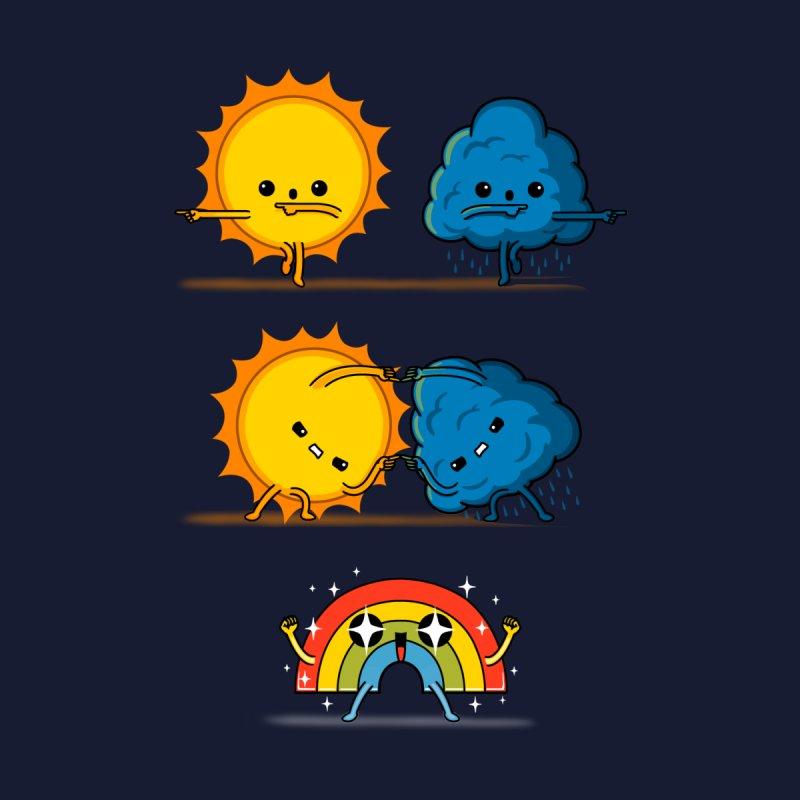Meteorological Fusion! Kids T-Shirt by Threadless Artist Shop