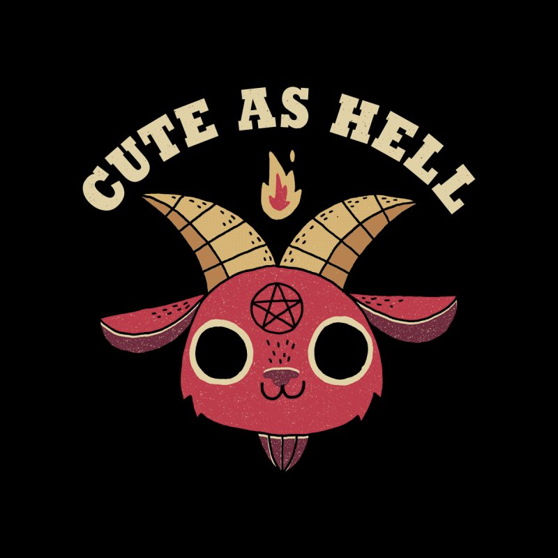 Cute As Hell Men's T-Shirt by Threadless Artist Shop
