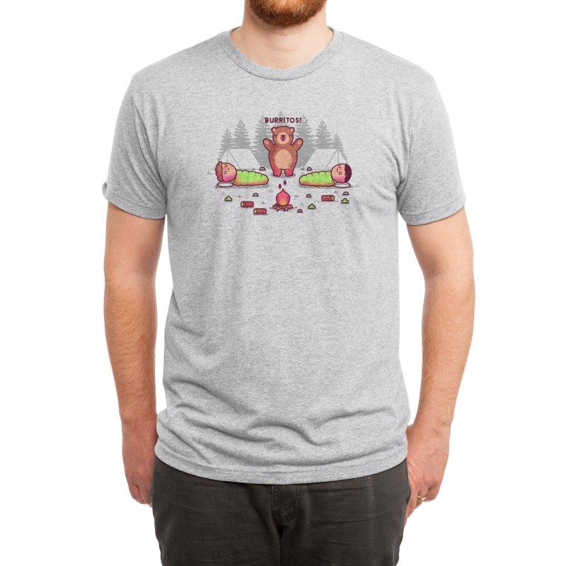 Burritos Men's T-Shirt by Threadless Artist Shop