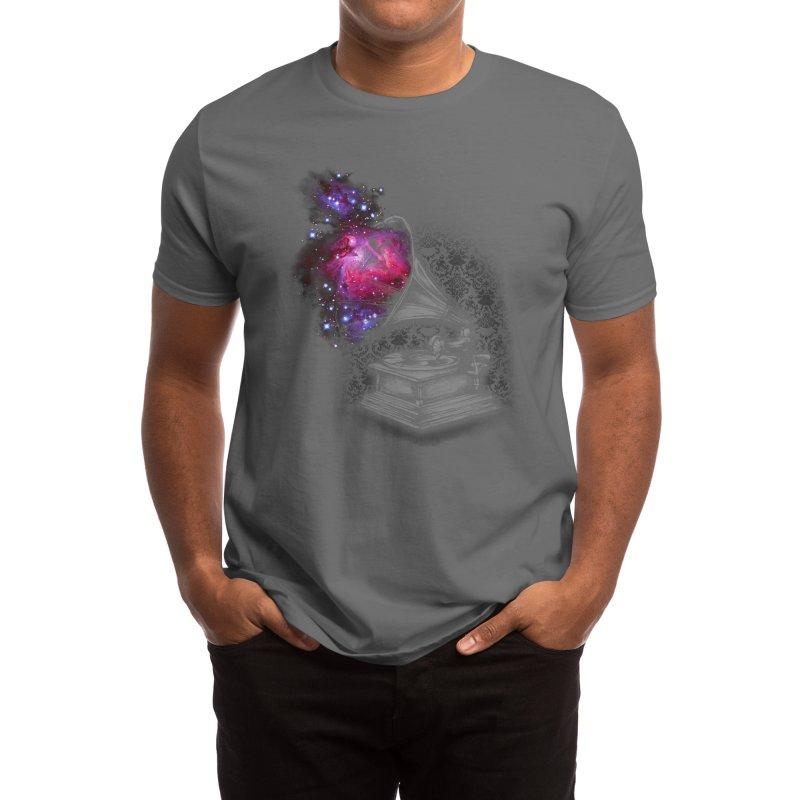Sound of Galaxy Men's T-Shirt by Threadless Artist Shop