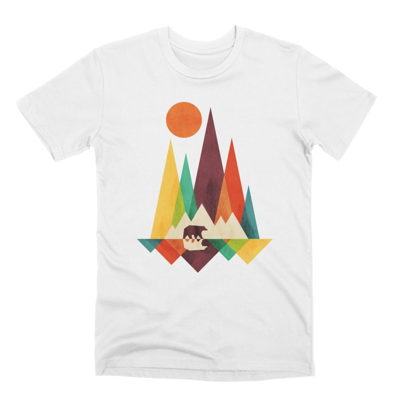 Great Outdoors - radiomode Men's T-Shirt by Threadless Artist Shop
