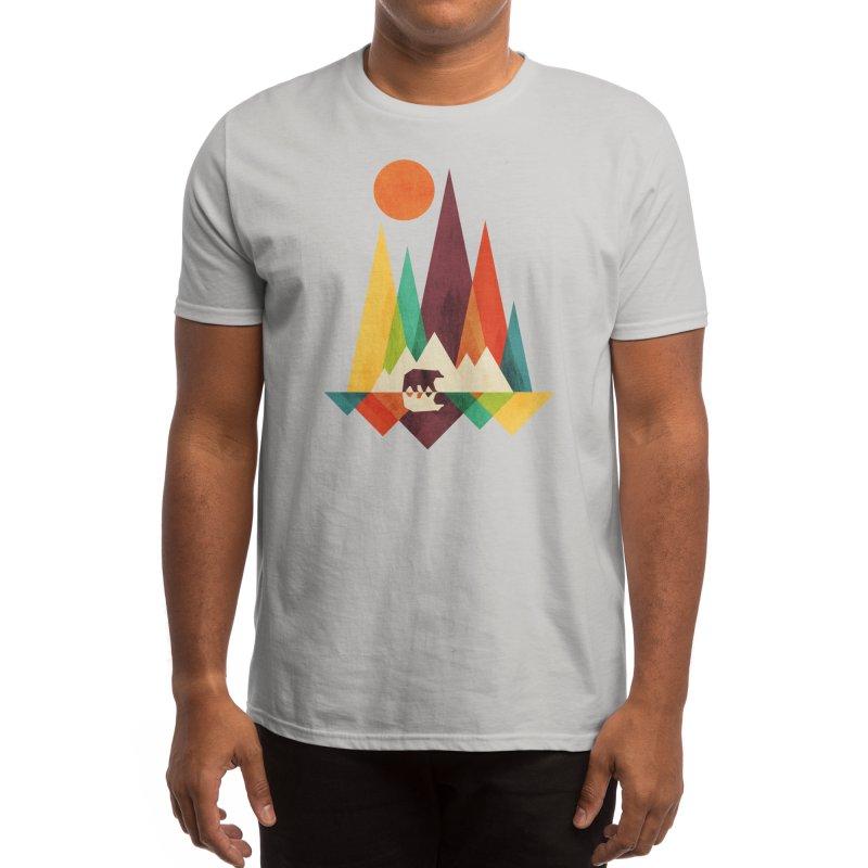 Great Outdoors - radiomode Men's T-Shirt by Threadless Artist Shop