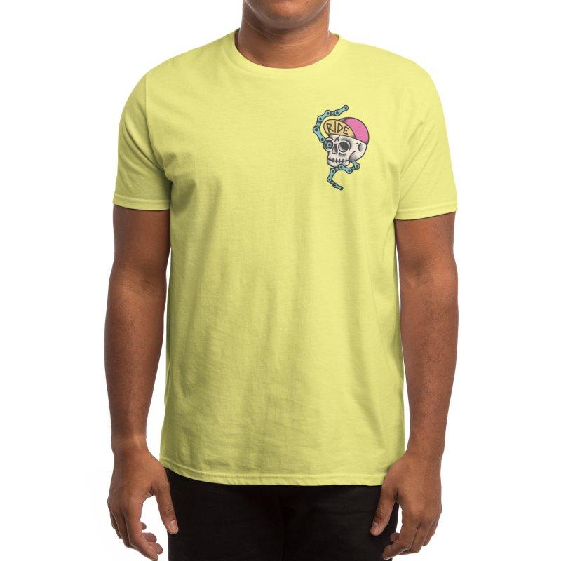 RIDE - mldtrvs Men's T-Shirt by Threadless Artist Shop