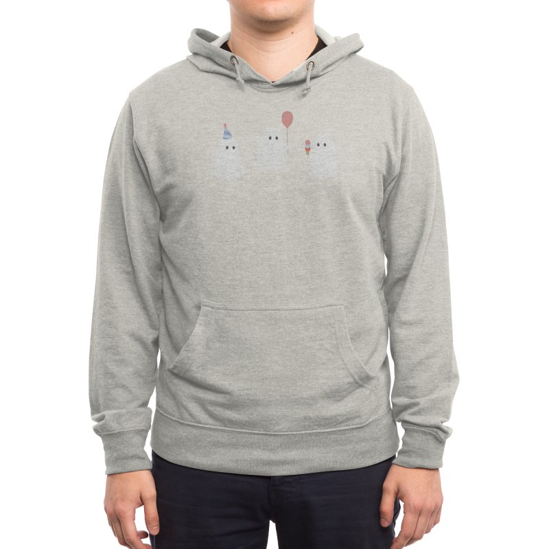 Deathday party Men's Pullover Hoody by Threadless Artist Shop