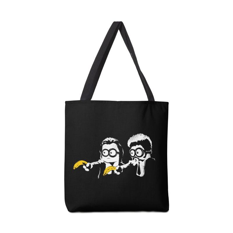 Banana Fiction Accessories Bag by Threadless Artist Shop