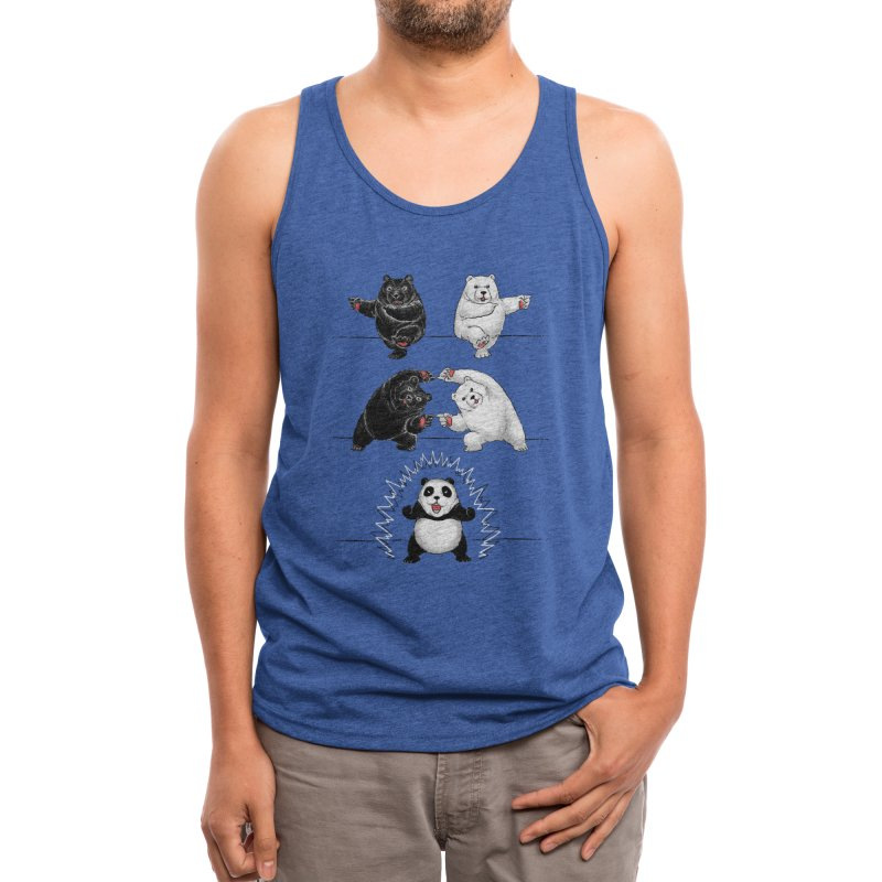 Ultimate Fusion! Men's Tank by Threadless Artist Shop