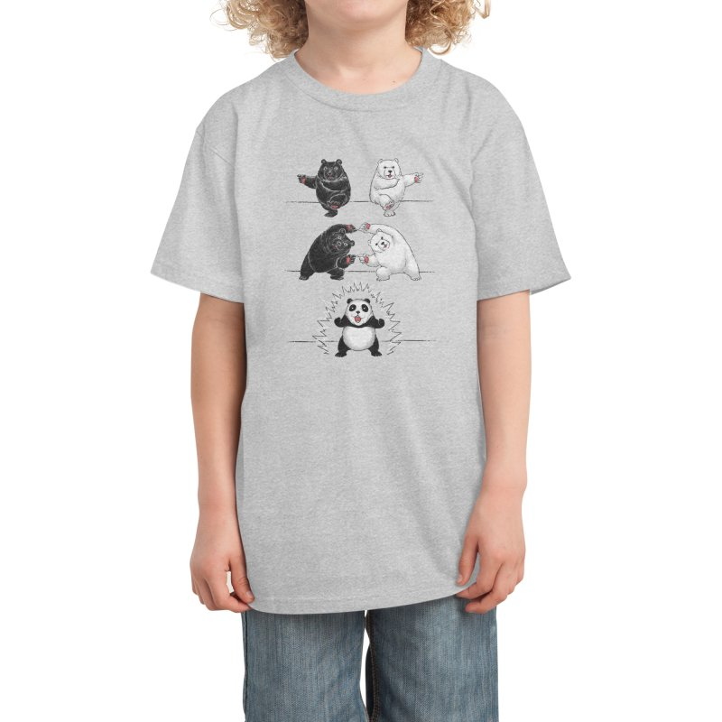 Ultimate Fusion! Kids T-Shirt by Threadless Artist Shop