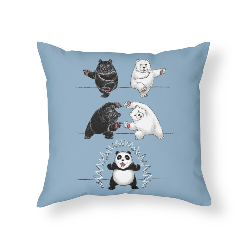 Ultimate Fusion! Home Throw Pillow by Threadless Artist Shop
