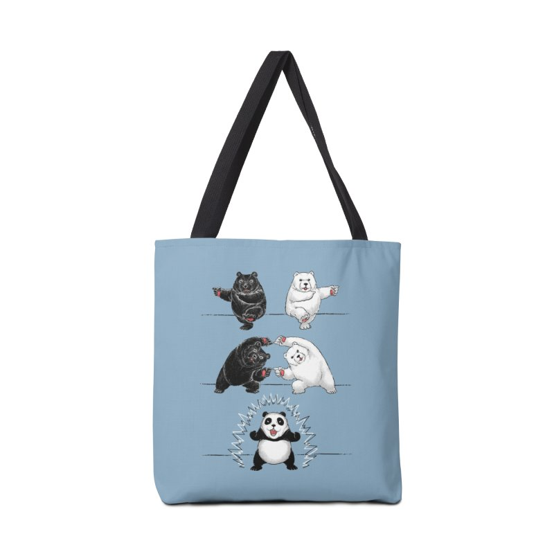 Ultimate Fusion! Accessories Bag by Threadless Artist Shop