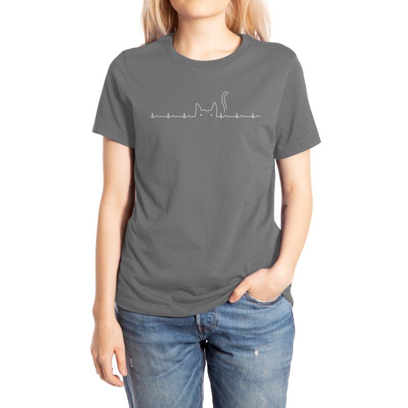 Cat Lover Women's T-Shirt by Threadless Artist Shop