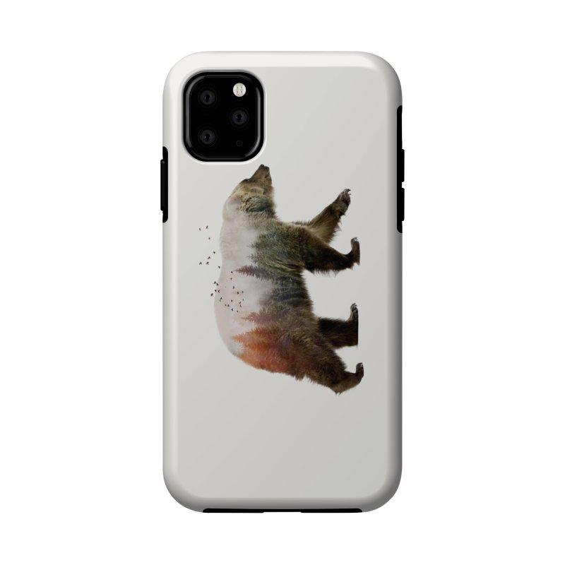 Bear Accessories Phone Case by Threadless Artist Shop