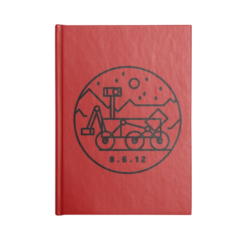 Stay Curious Accessories Notebook by Threadless Artist Shop