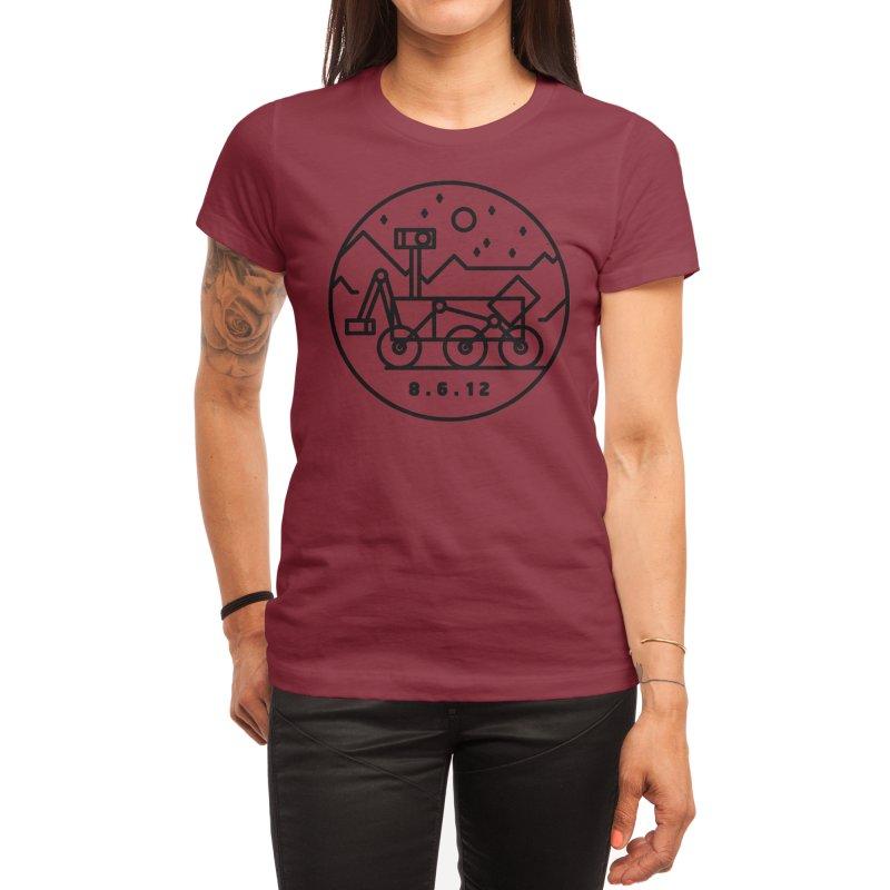 Stay Curious Women's T-Shirt by Threadless Artist Shop