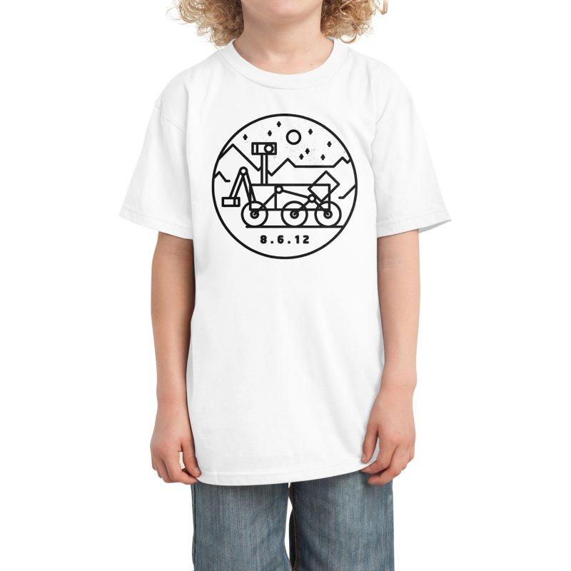 Stay Curious Kids T-Shirt by Threadless Artist Shop
