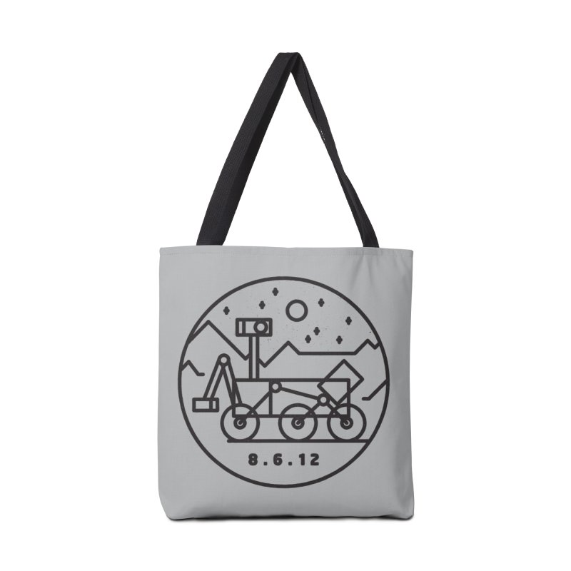 Stay Curious Accessories Bag by Threadless Artist Shop