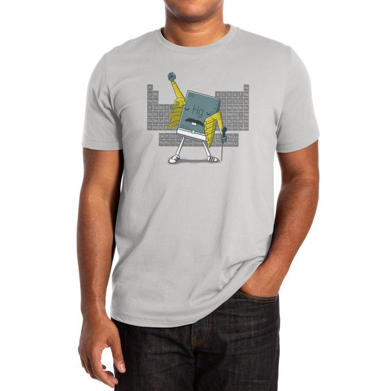 Freddie Mercury Men's T-Shirt by Threadless Artist Shop