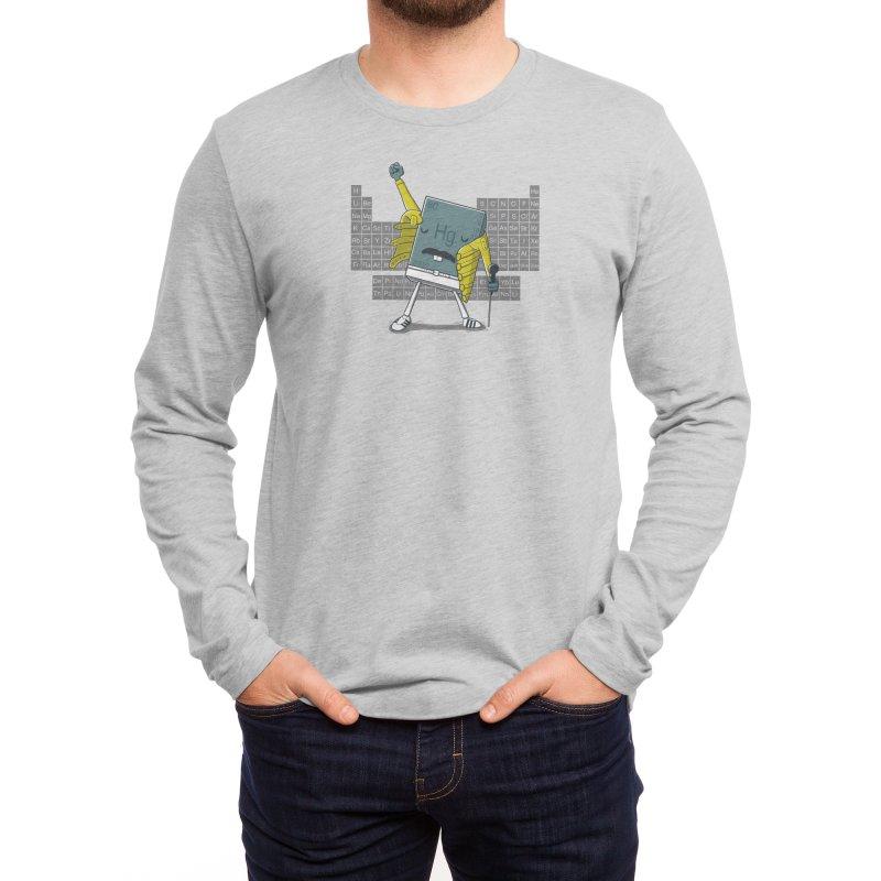 Freddie Mercury Men's Longsleeve T-Shirt by Threadless Artist Shop
