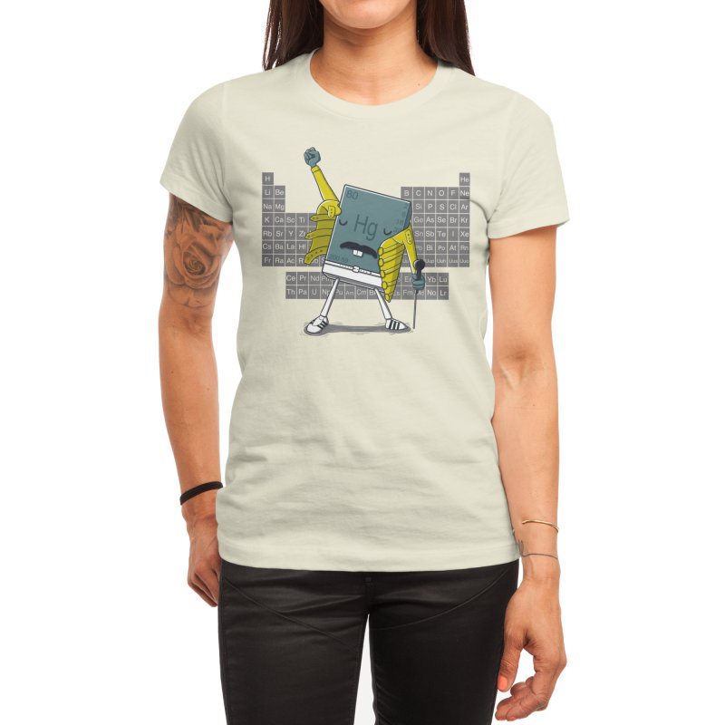Freddie Mercury Women's T-Shirt by Threadless Artist Shop