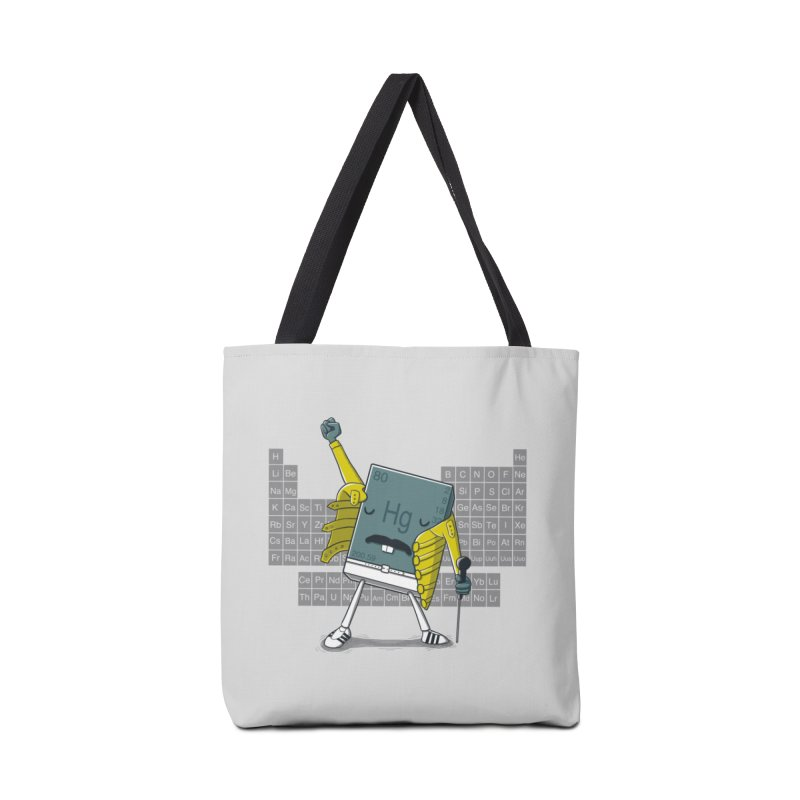 Freddie Mercury Accessories Bag by Threadless Artist Shop