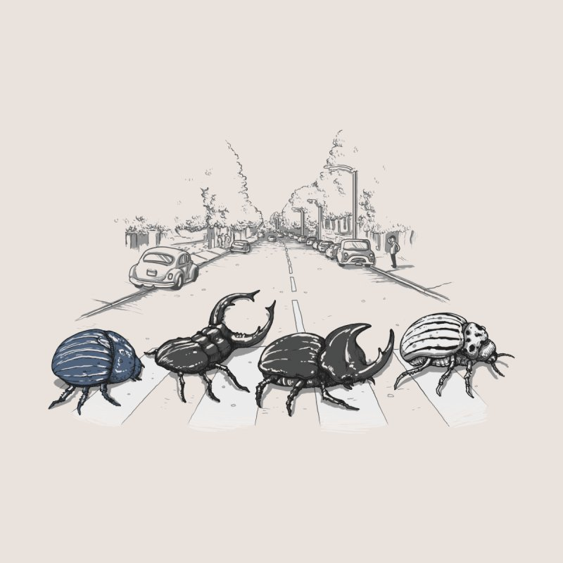 The Beetles Accessories Phone Case by Threadless Artist Shop