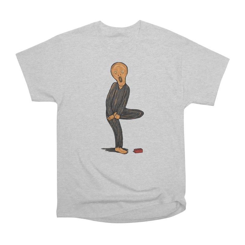 The Scream Of Pain! Men's T-Shirt by Threadless Artist Shop