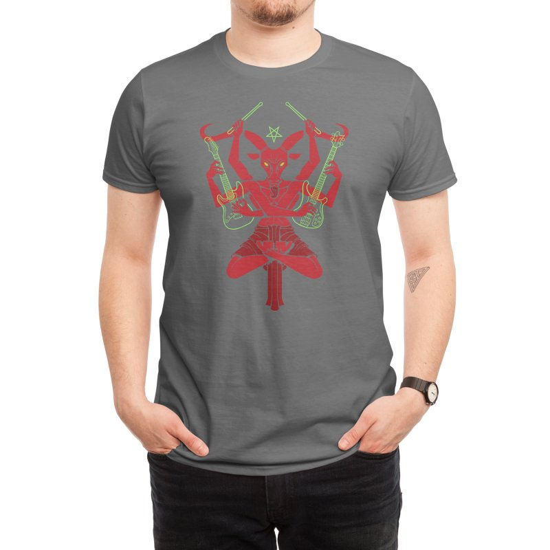 Lord of Metal Men's T-Shirt by Threadless Artist Shop