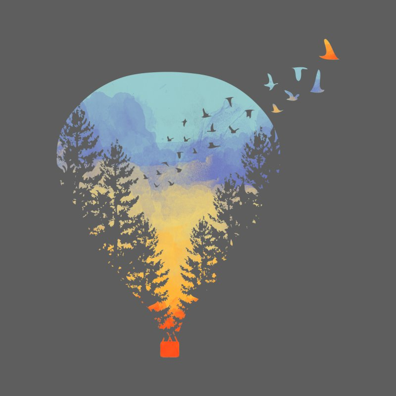 Flying Far Far Away Home Tapestry by Threadless Artist Shop