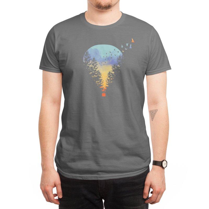 Flying Far Far Away Men's T-Shirt by Threadless Artist Shop