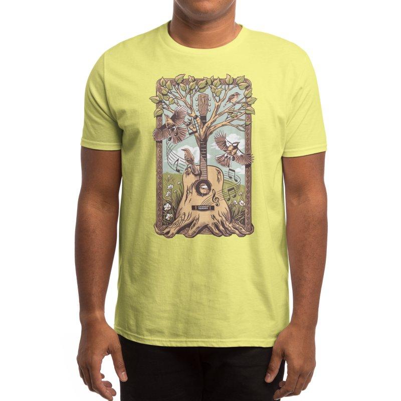 Natural Melody 2 Men's T-Shirt by Threadless Artist Shop
