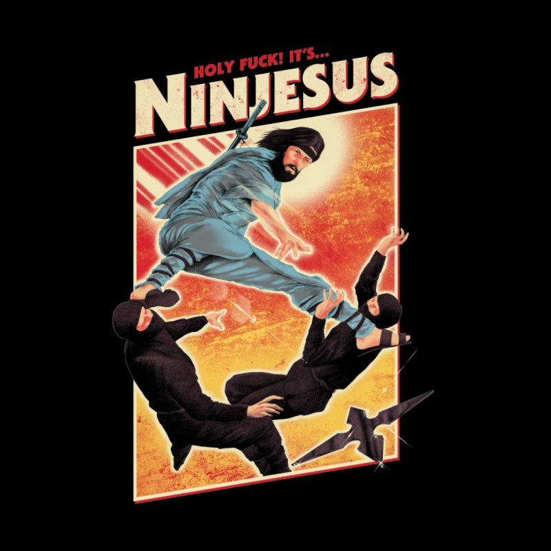 Ninjesus Accessories Phone Case by Threadless Artist Shop