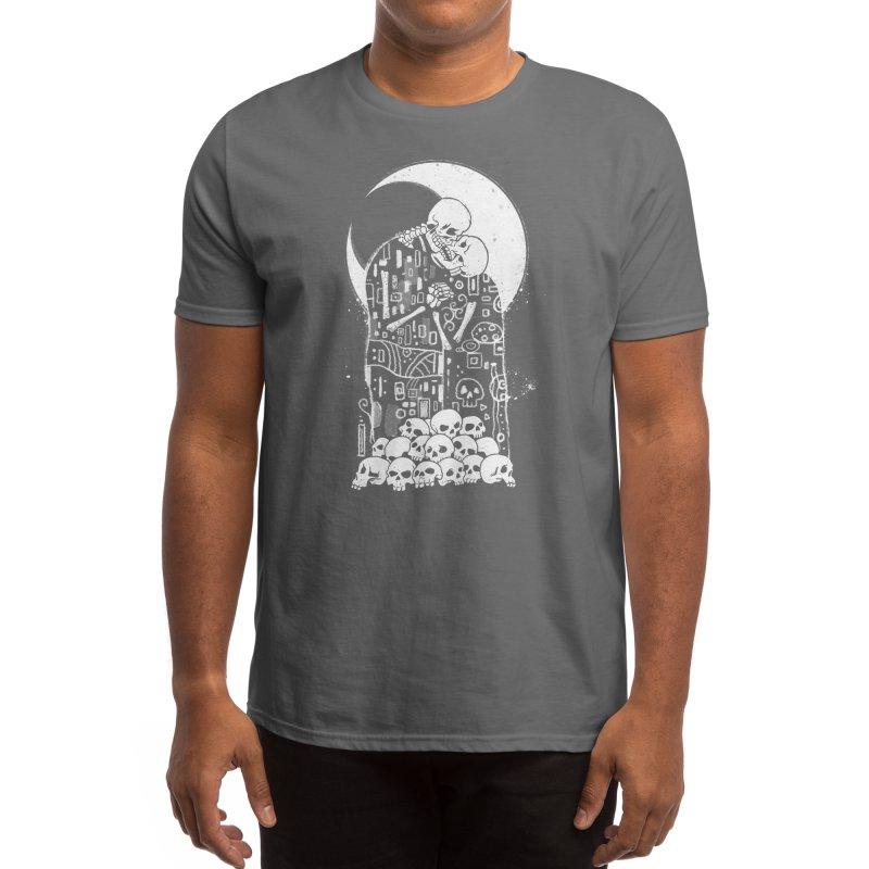 The Kiss of Death Men's T-Shirt by Threadless Artist Shop