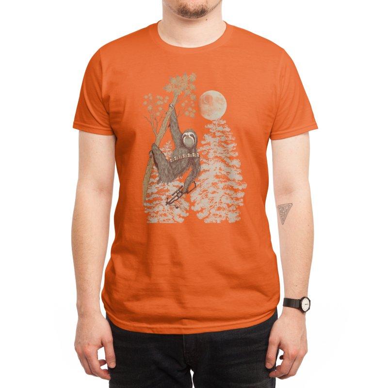 Sloth Wars Men's T-Shirt by Threadless Artist Shop