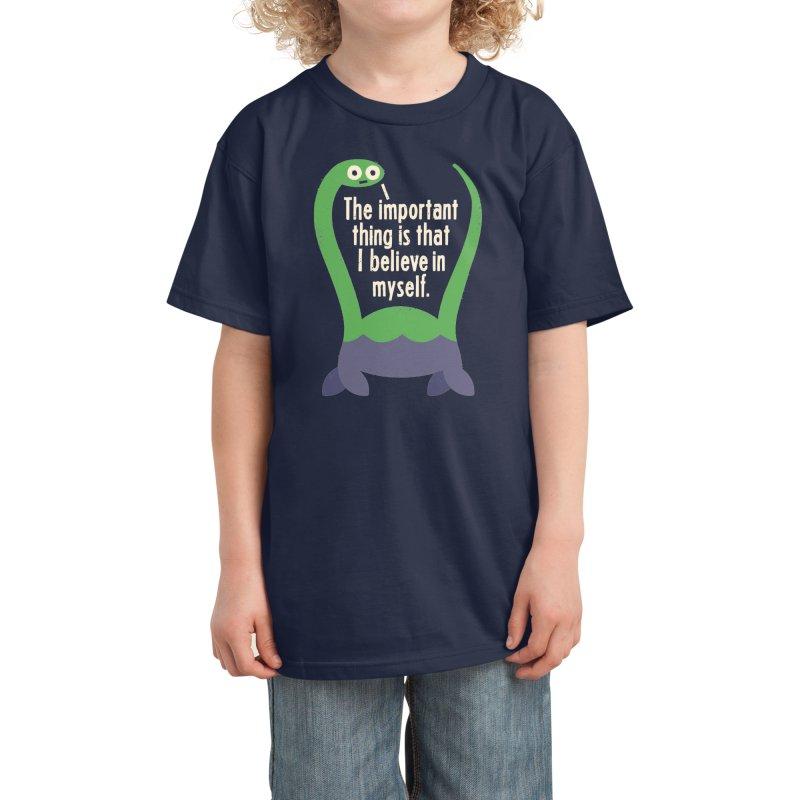 Myth Understood Kids T-Shirt by Threadless Artist Shop