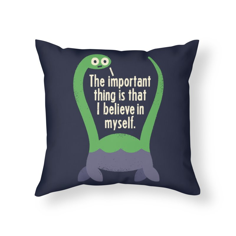 Myth Understood Home Throw Pillow by Threadless Artist Shop