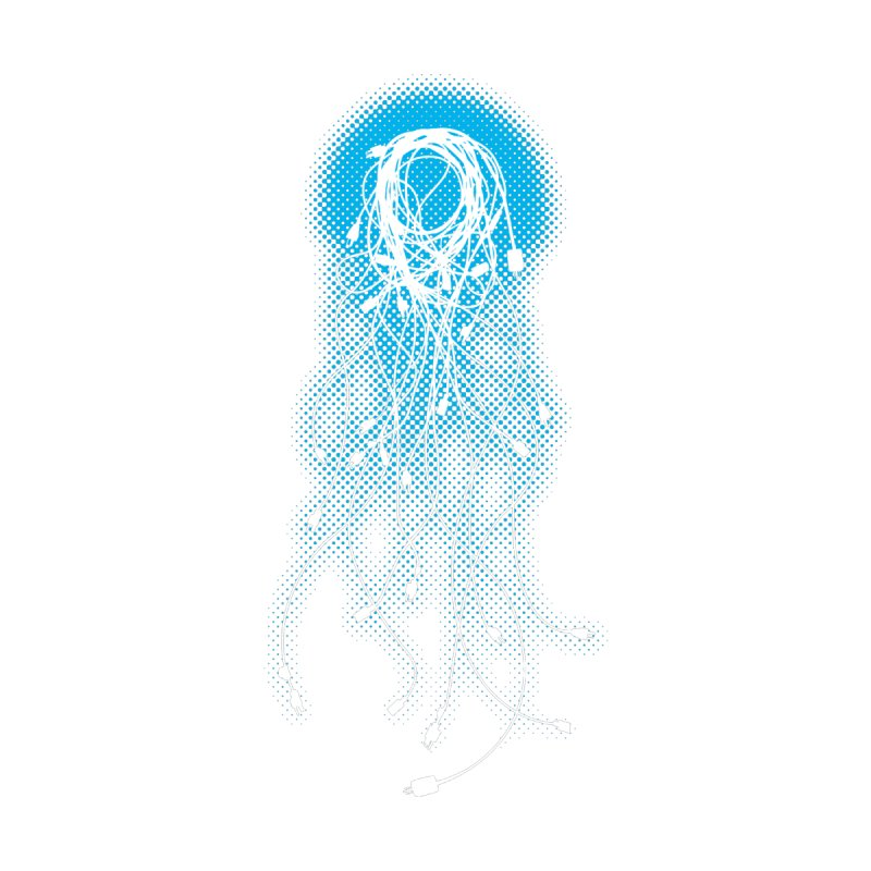 Electric Jellyfish Accessories Beach Towel by Threadless Artist Shop