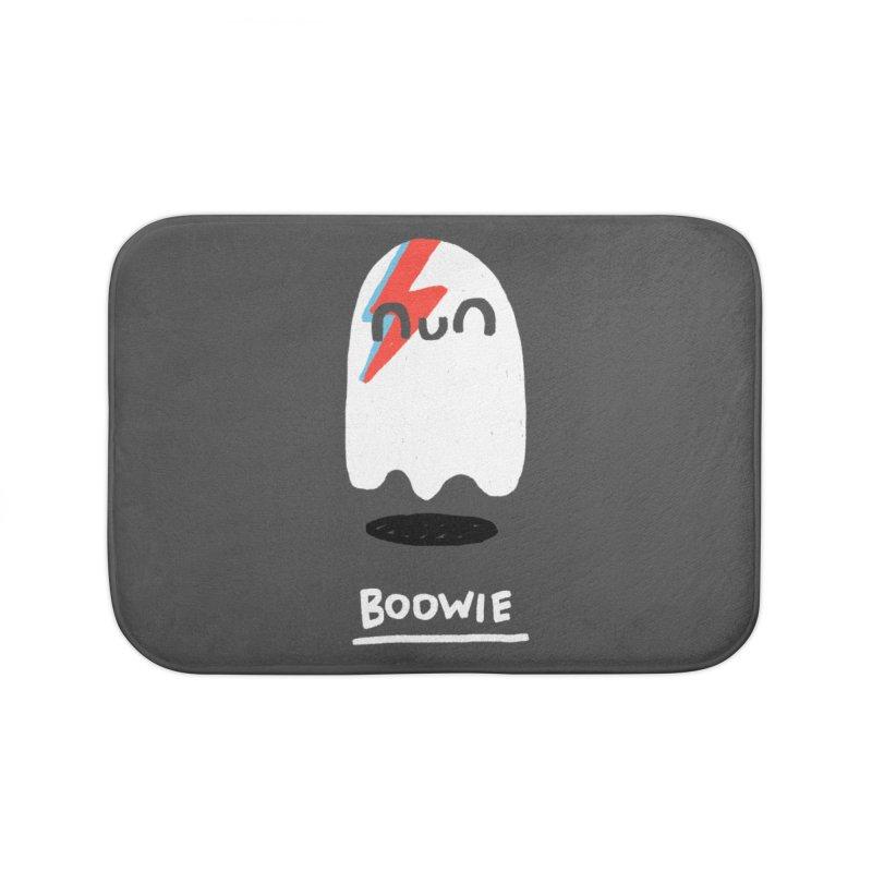 Boowie Home Bath Mat by Threadless Artist Shop
