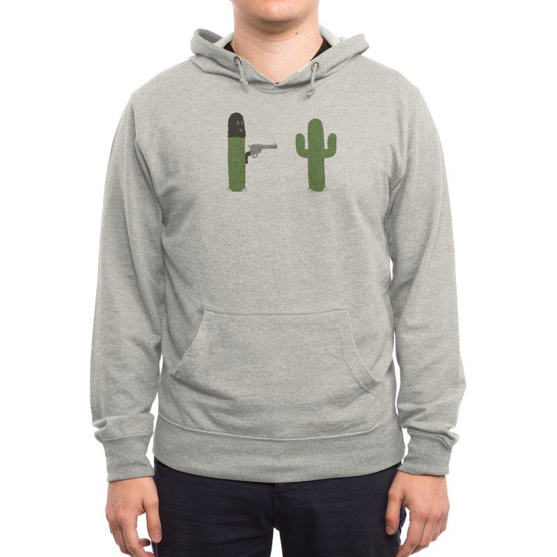 Stick'em Up Men's Pullover Hoody by Threadless Artist Shop