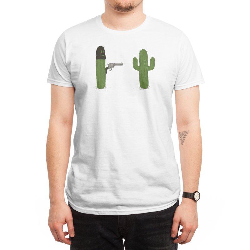 Stick'em Up Men's T-Shirt by Threadless Artist Shop