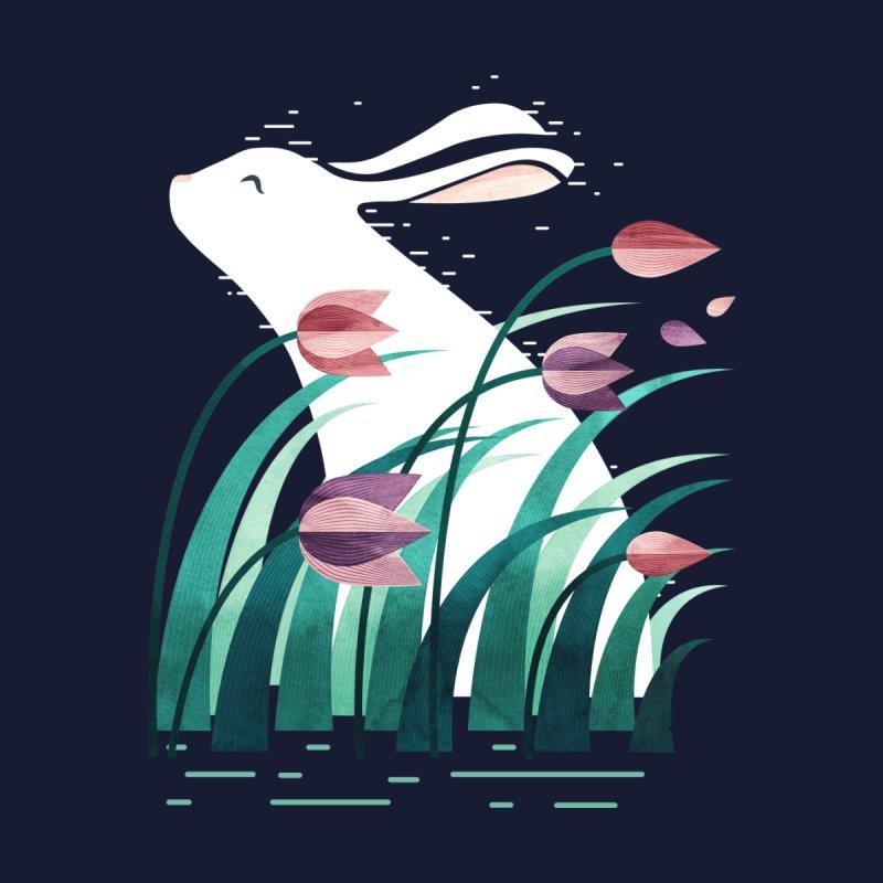 Rabbit, Resting Accessories Phone Case by Threadless Artist Shop