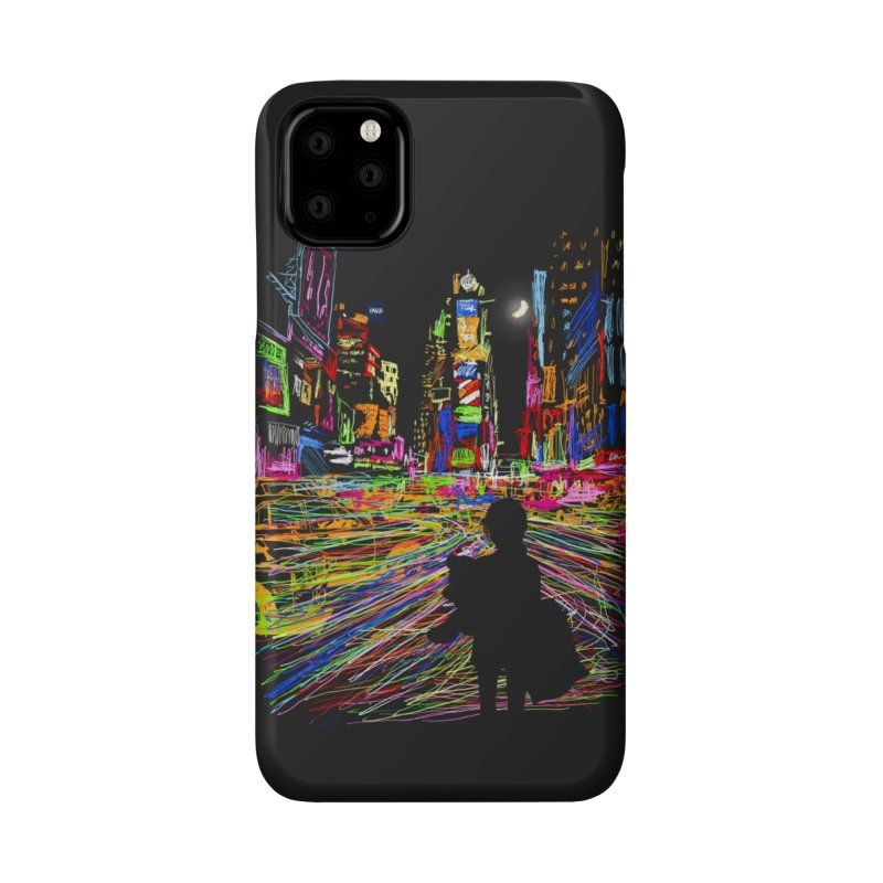 The City That Never Sleeps Accessories Phone Case by Threadless Artist Shop
