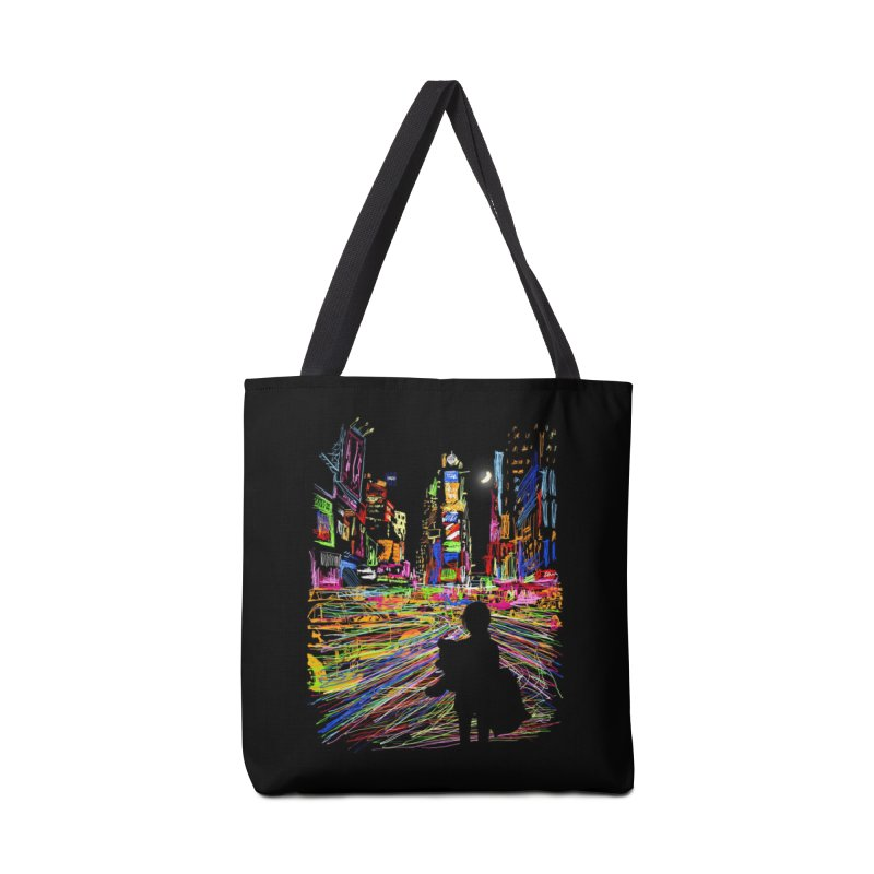 The City That Never Sleeps Accessories Bag by Threadless Artist Shop