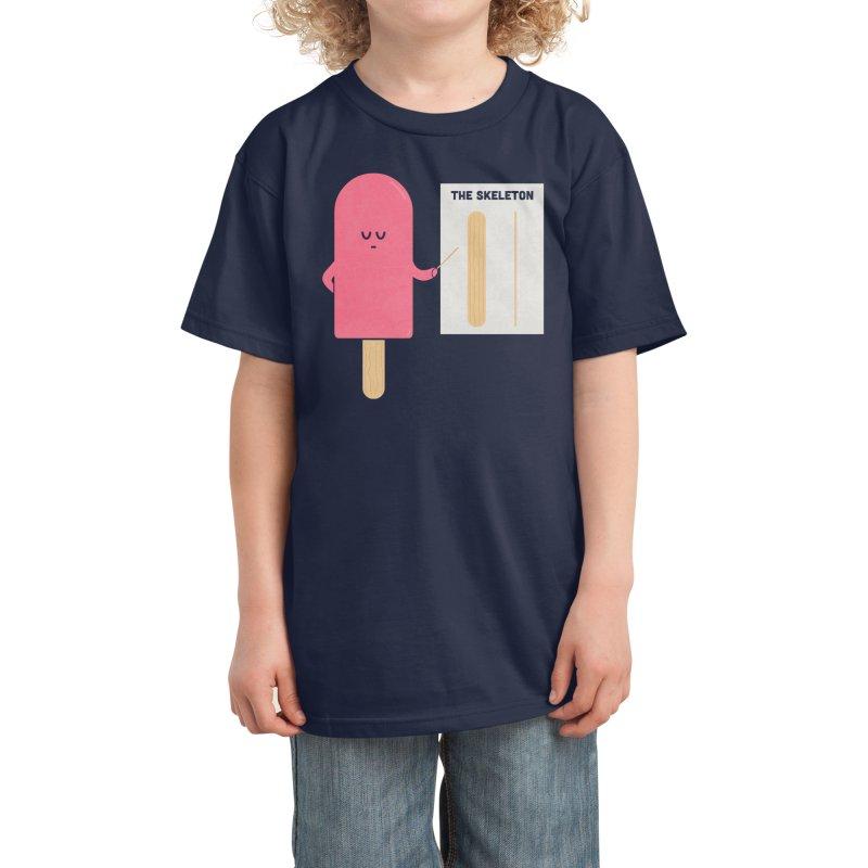 Anatomy Kids T-Shirt by Threadless Artist Shop