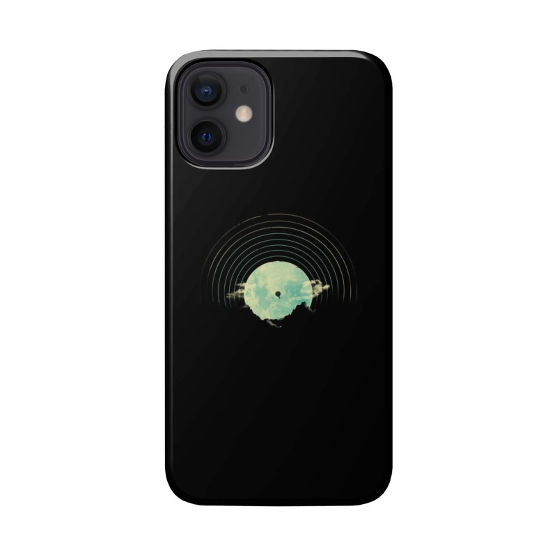 Soundtrack to a Peaceful Night Accessories Phone Case by Threadless Artist Shop