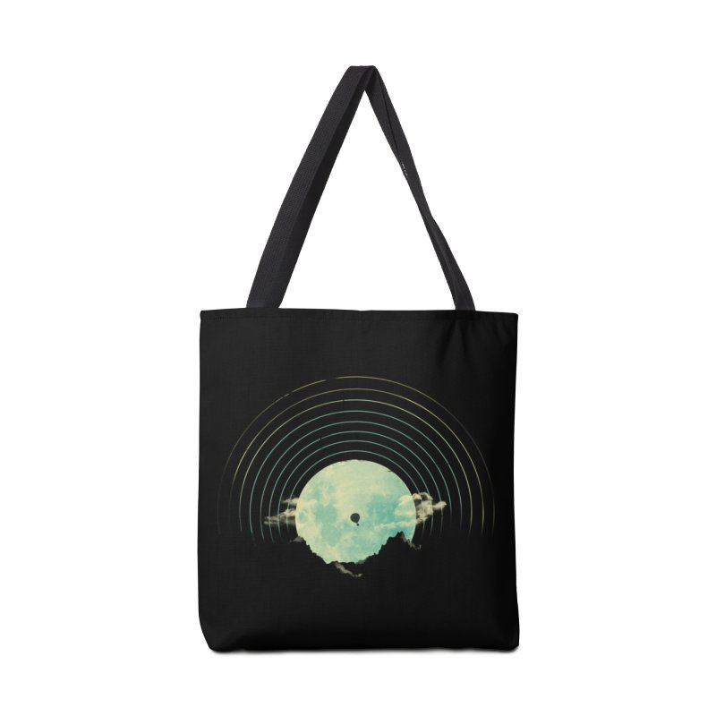 Soundtrack to a Peaceful Night Accessories Bag by Threadless Artist Shop