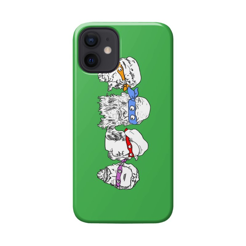 Heroes In An Art Shell Accessories Phone Case by Threadless Artist Shop